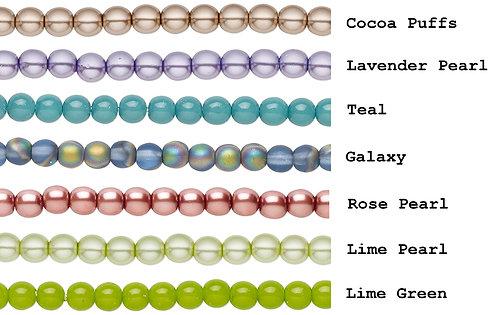 Love Letter Bracelet: Pyschadelic Palette