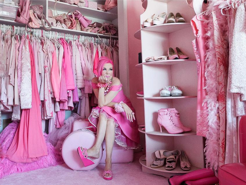 A peek inside Kitten Kay Sera's closet_