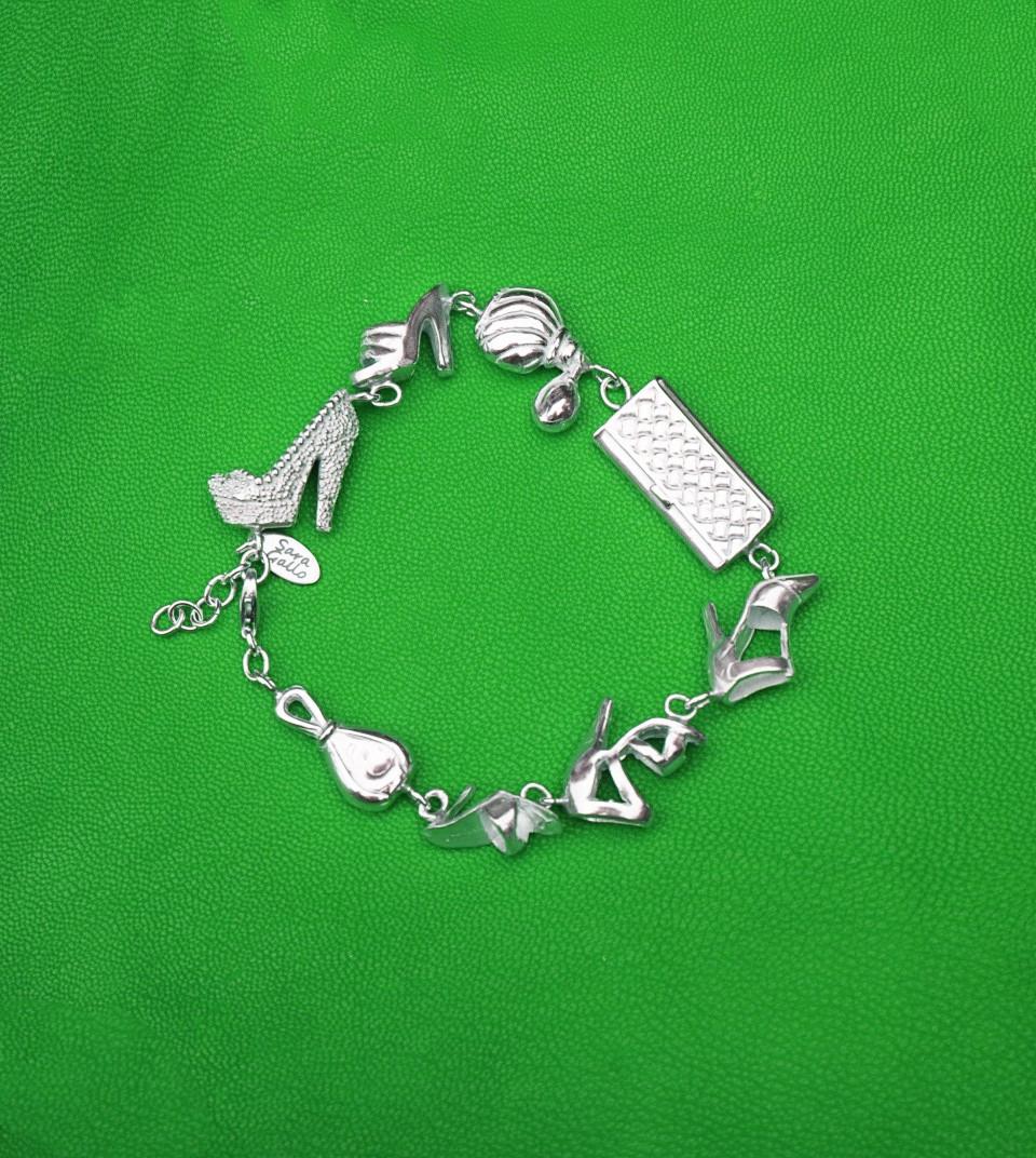 Sara Gallo Jewelry Barbie's Closet OOAK Bracelet #5