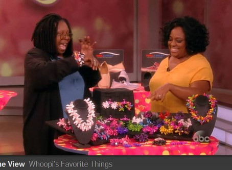 Sara Gallo Jewelry on The View, The Today Show, in VOGUE Magazine, & at the Brooklyn Museum!