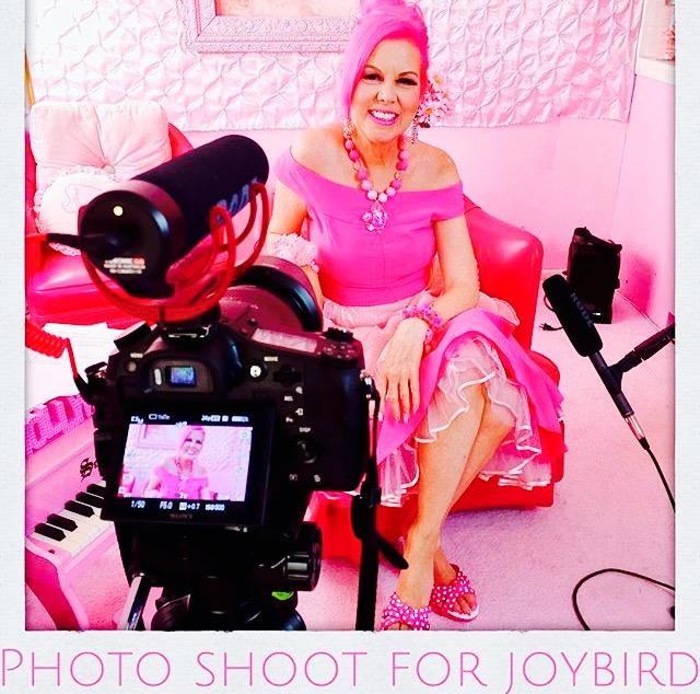 Photoshoot for Joybird_