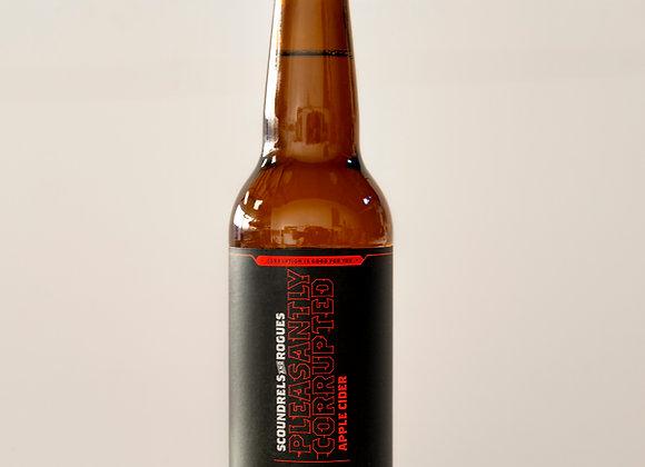 Classic Apple Cider - 12 Bottles