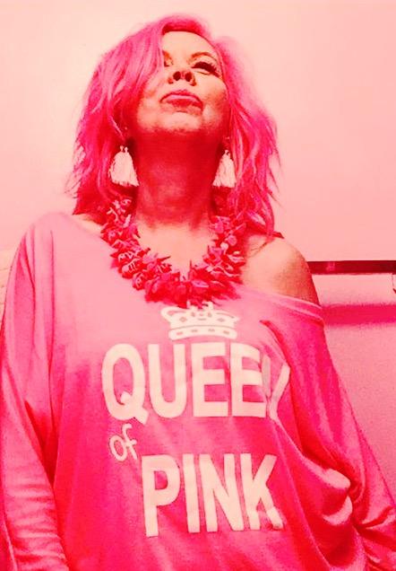 The Queen of Pink_
