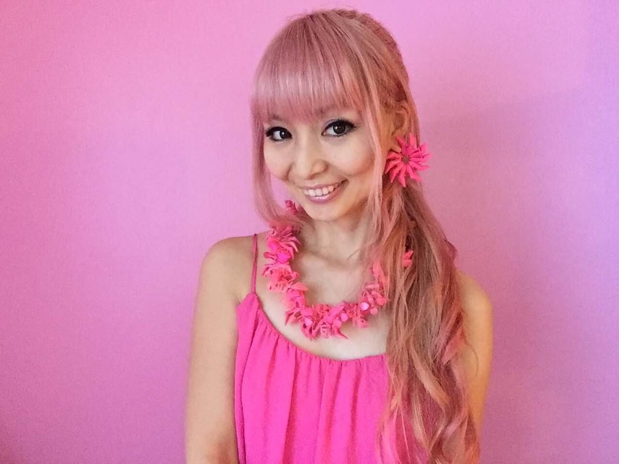 Azusa Barbie & Sara Gallo Jewelry
