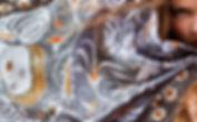 Natural Silk Twill Scarf Bukuroshja
