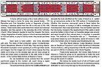 Silk-chiffon scarf Berat Codex Red gift card