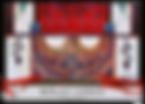 Silk-chiffon scarf Berat Codex Red gift envelope