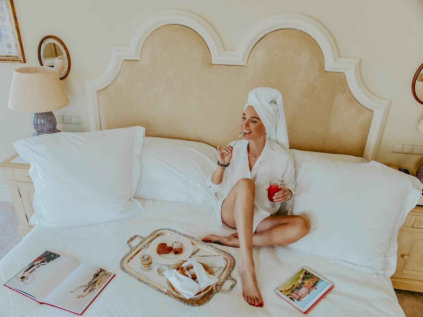 hospitality social media