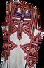 silk chiffon scarf Mirdita inspiration