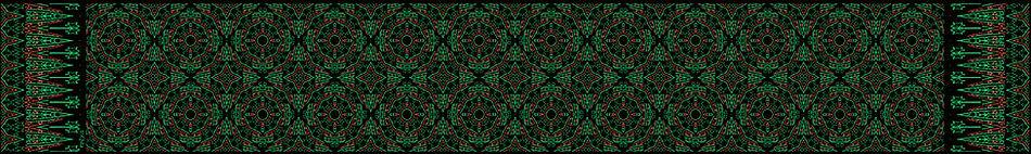 Green Black Stars