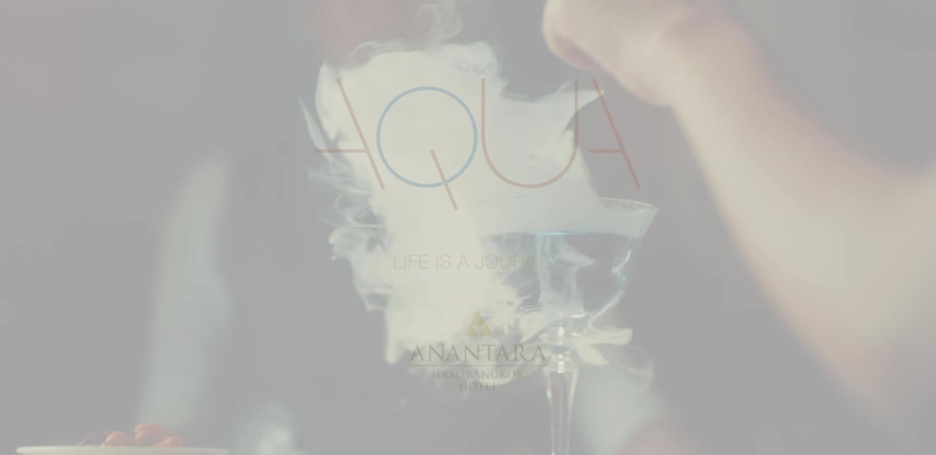 Aqua Anantara Food Video