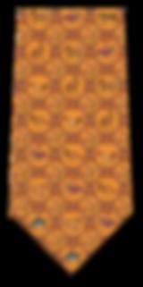 Silk twill necktie Butrint