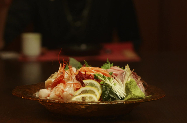 Shintaro Anantara Food Video