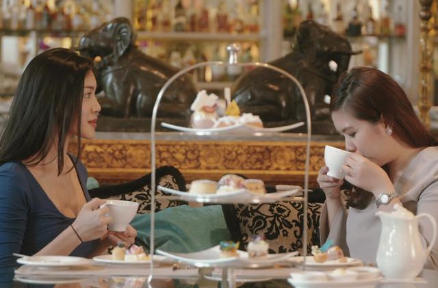 Lobby Anantara Food Video