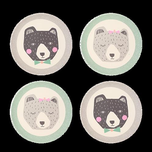 Mama & Papa Plates