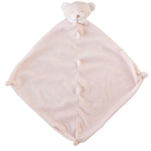Pink Bear Blankie