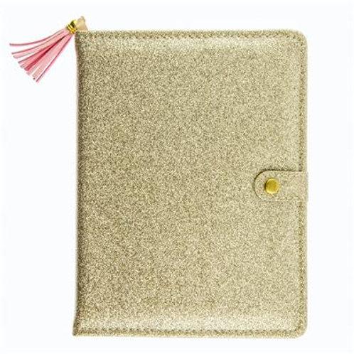 Glitter Love Snap Journal