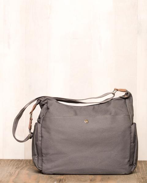 RAMBLER SATCHEL - GREY 1