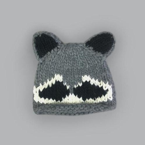 Roscoe Raccoon Hat