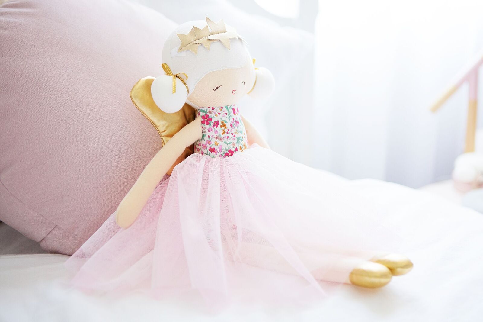 Alimrose Willow Fairy Doll Lifestyle 1