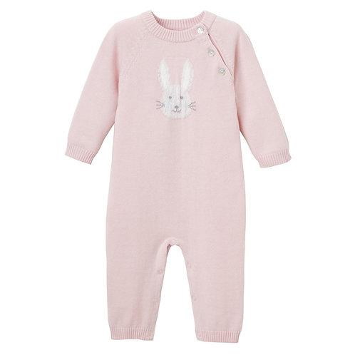 Jumpsuit Bunny Pink