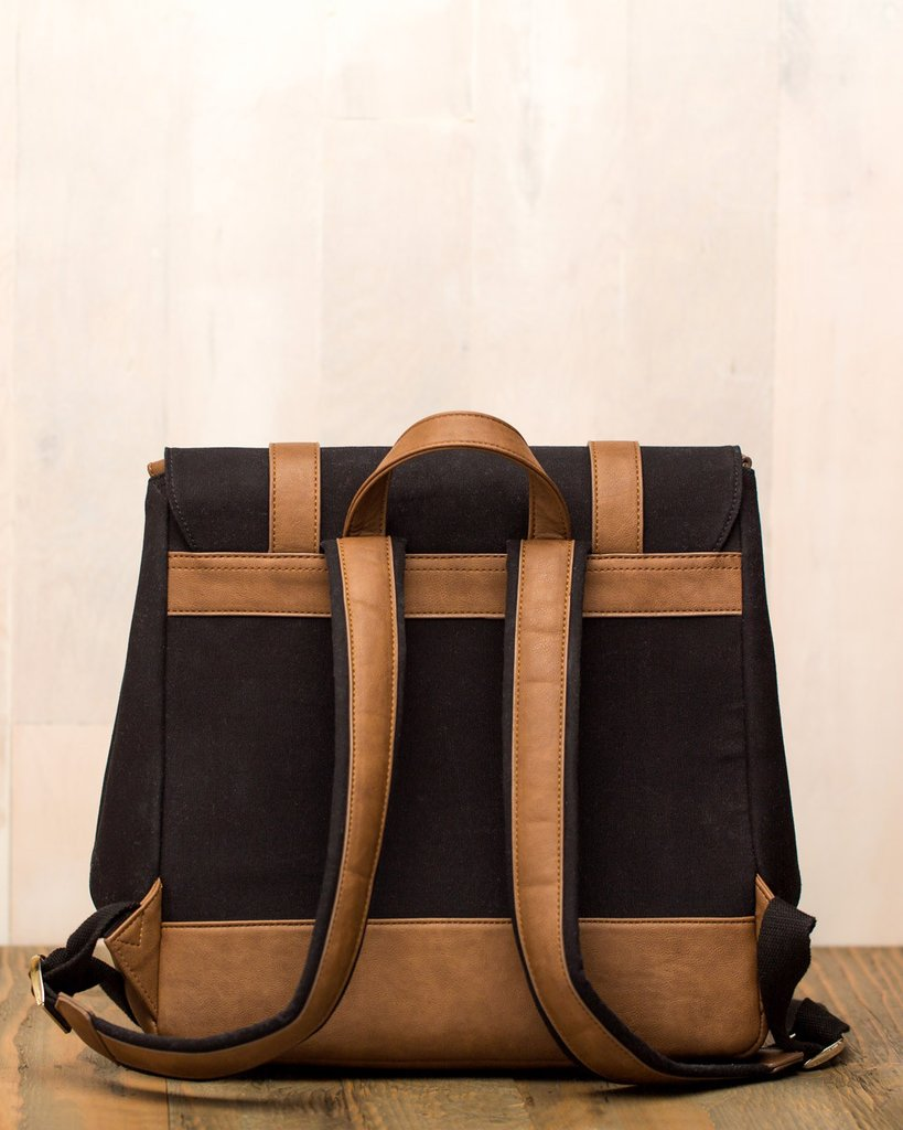 MARINDALE BACKPACK - OBSIDIAN 1