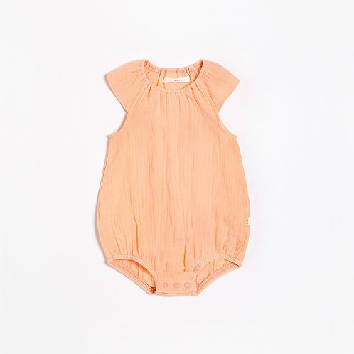 Nectar Bubble Romper with Organic Cotton