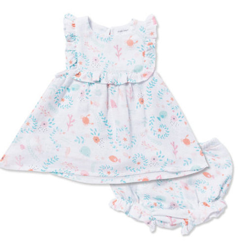 Jellyfish Dress & Bloomer