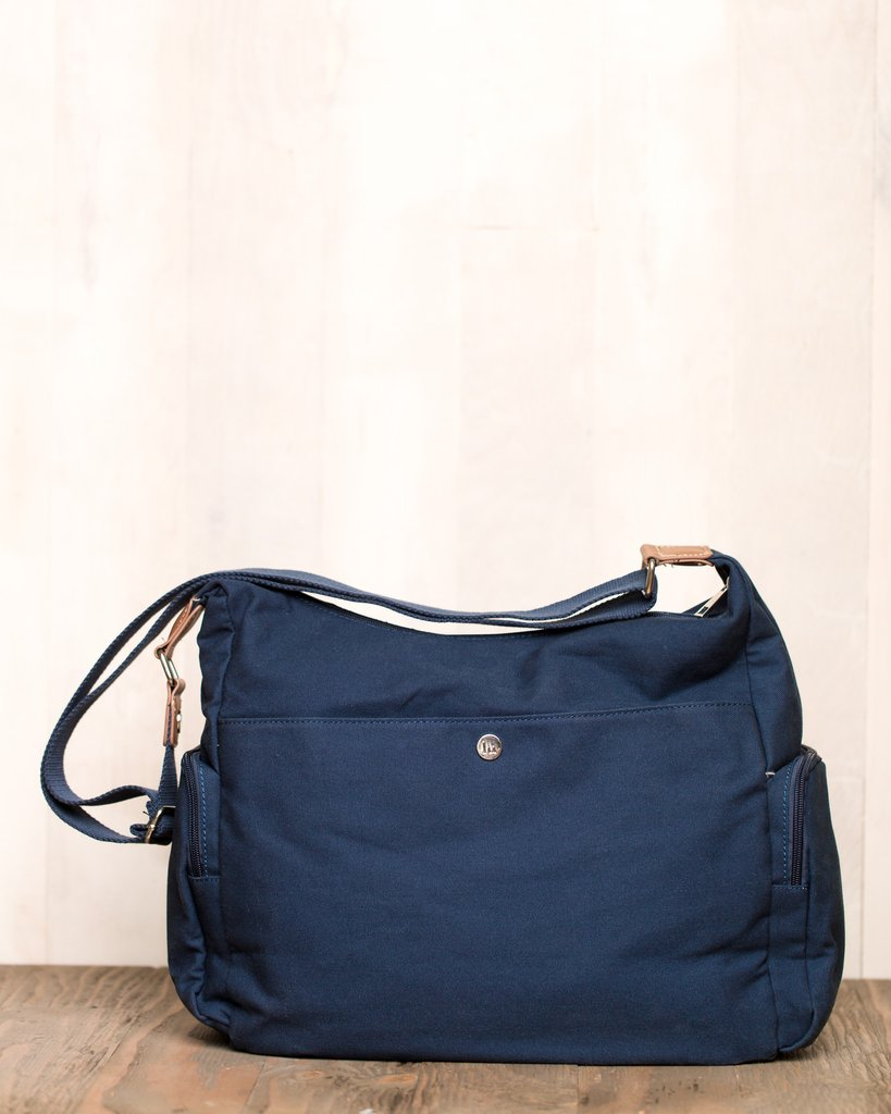 RAMBLER SATCHEL - DENIM 1