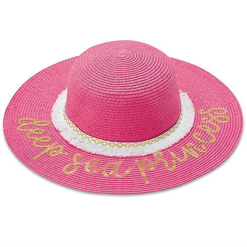 Pink Sequin Mermaid Hat