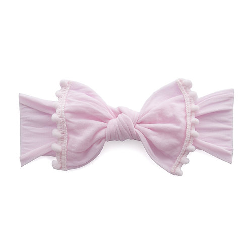 Pink Trimmed Classic Knot
