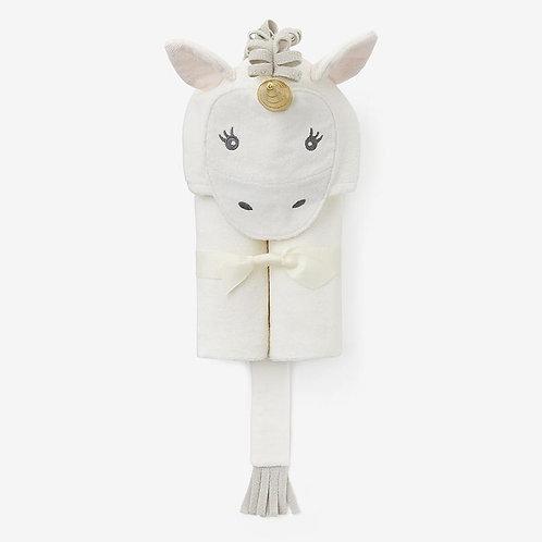White Unicorn Bath Wrap