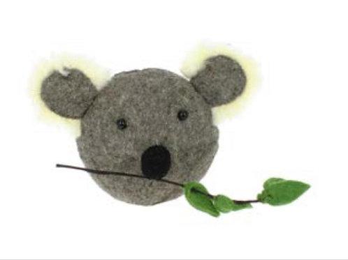 Mini Koala Head