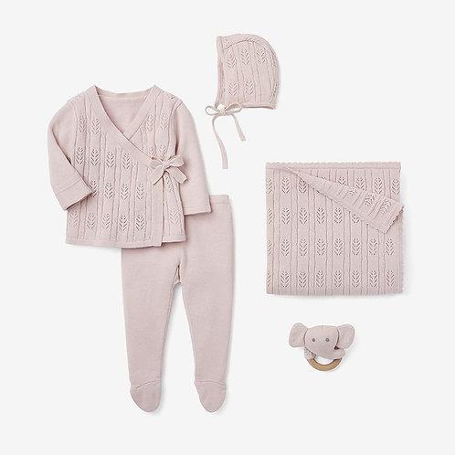 New Born Pink Set
