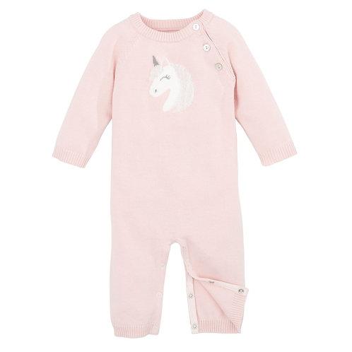 Pink Unicorn Jumpsuit