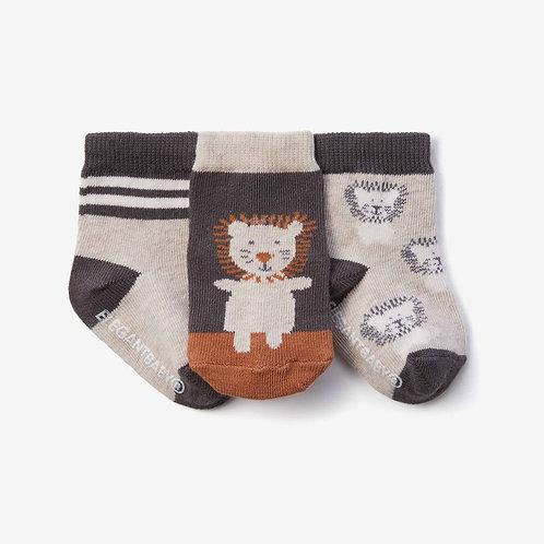 Lion Socks 3pk