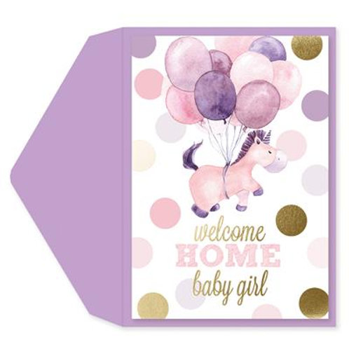 Baby Unicorn Card