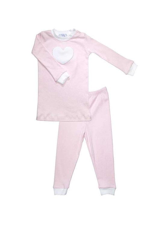 Heart Pink Pajamas