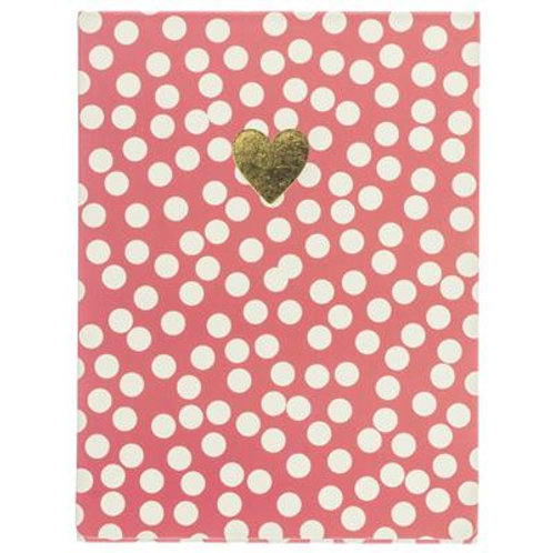 Heart of Gold Pocket Note
