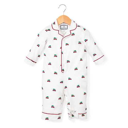 Holiday Journey Romper