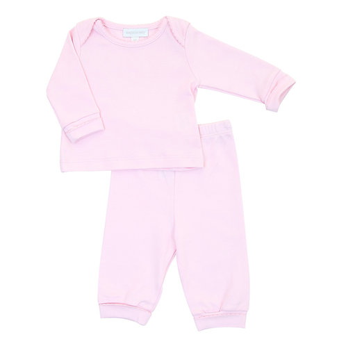 Essentials Pink 2pz Loungewear