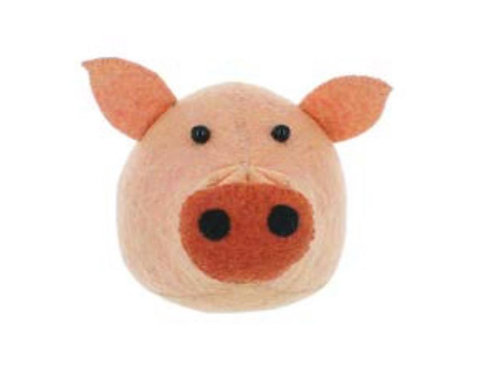 Mini Pig Head