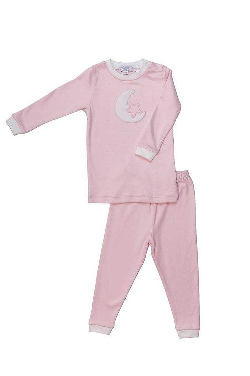 Moon Pink Pajamas