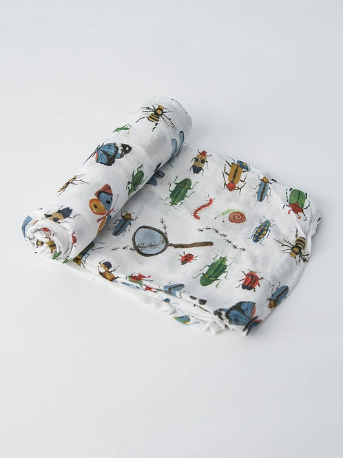 Bugs Deluxe Swaddle