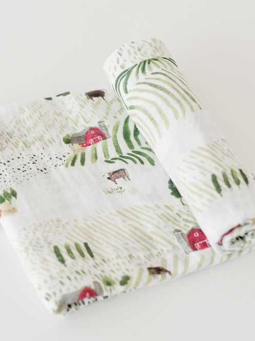 Rolling Hills Swaddle
