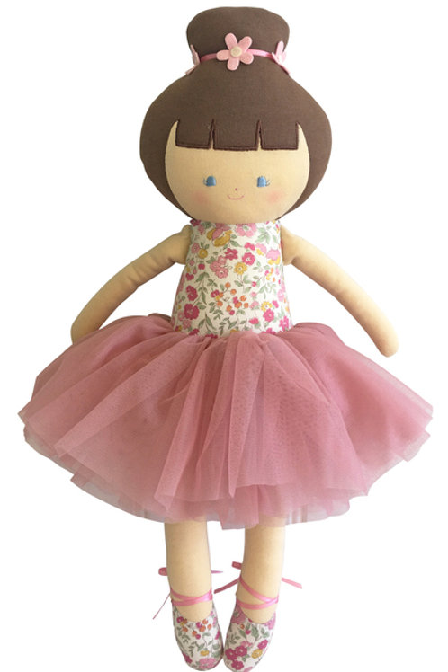 Big Ballerina Rose Garden Doll