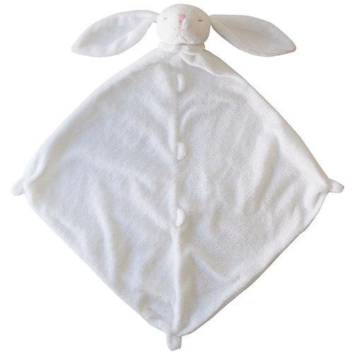 White Bunny Blankie