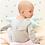 Thumbnail: Gold Star Angel  Babygro w/ Wings Heather Gray/Gold