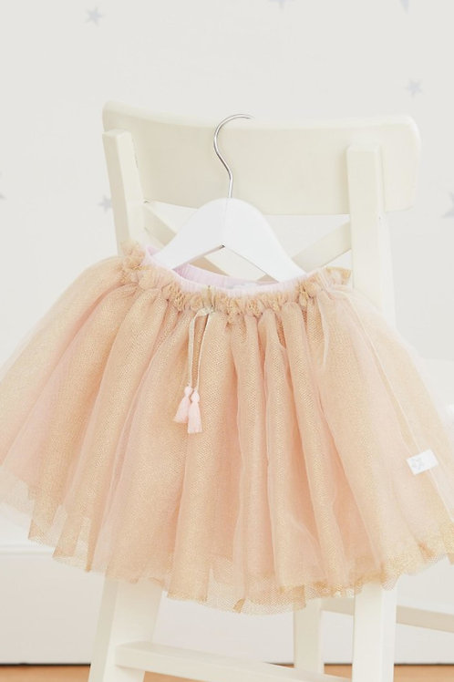 Gold Metallic Tutu