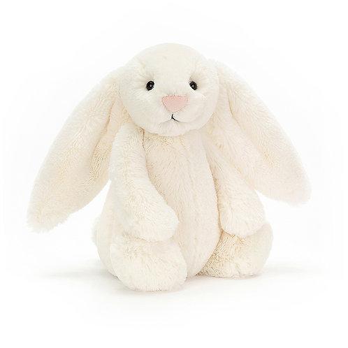 Bashful Cream Bunny Medium